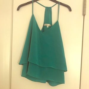 Lovers and friends silk cami
